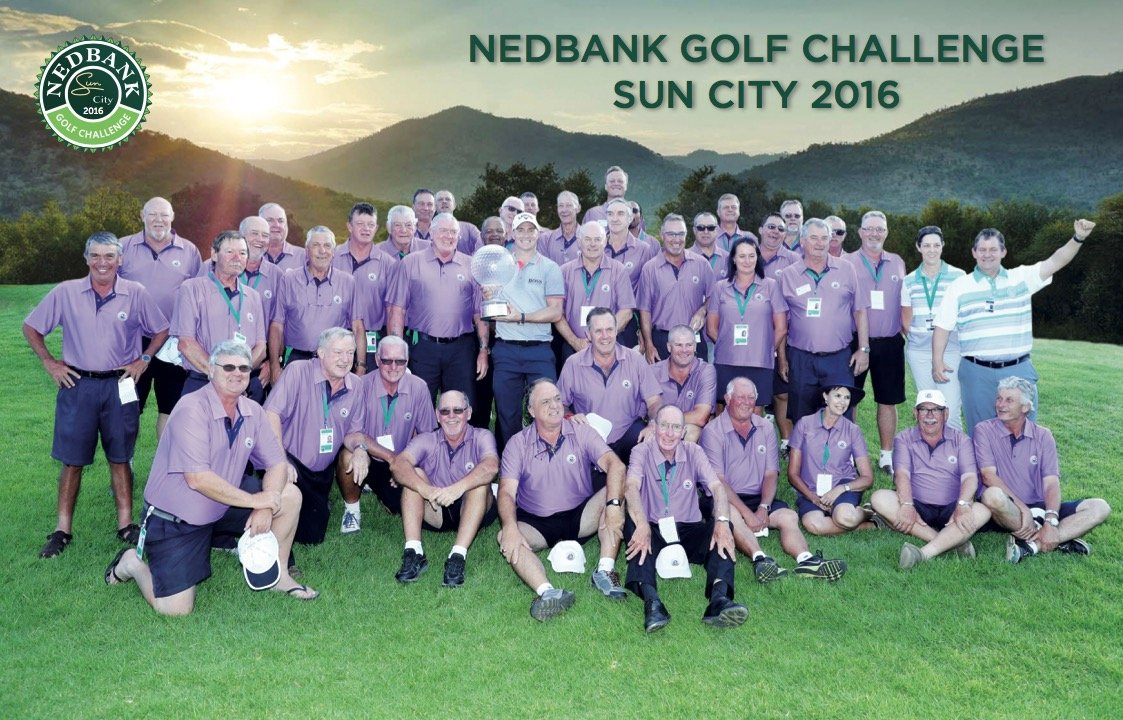 Nomads at the Nedbank Golf Challenge