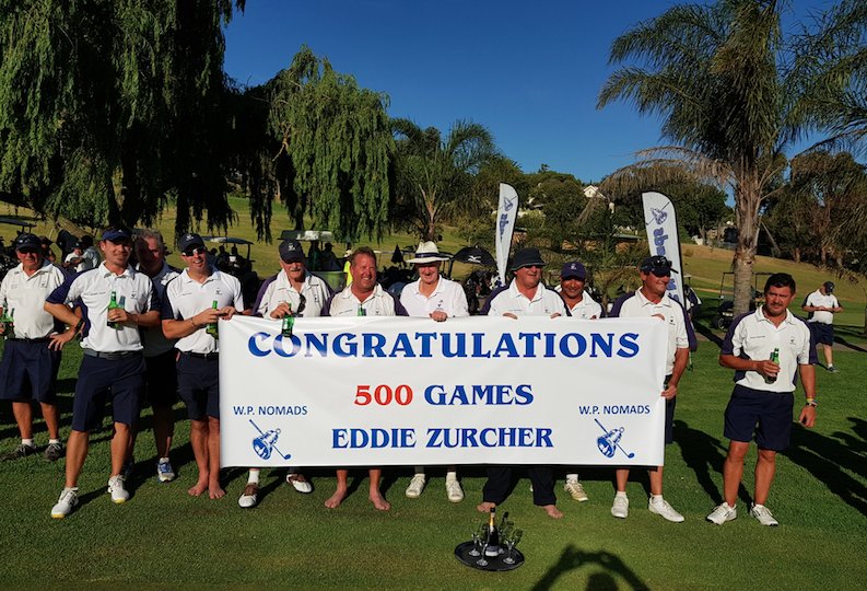Congrats to Eddie Zurcher on 500 games