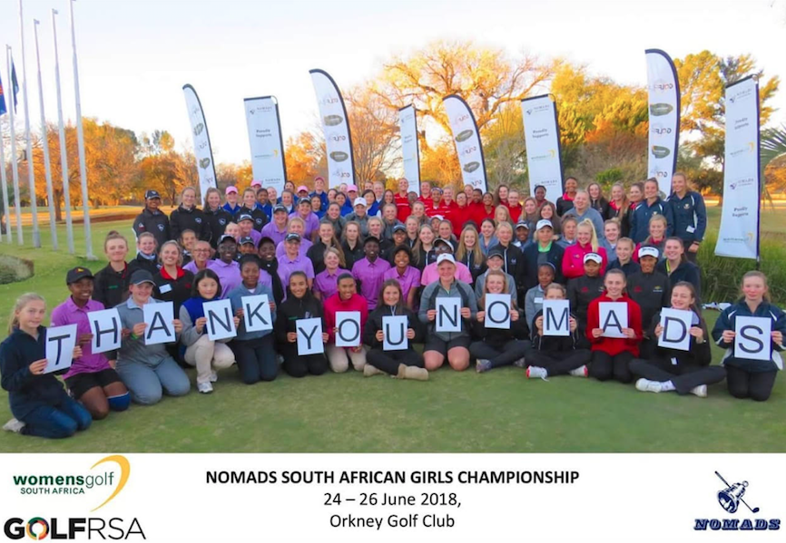 Son Doubles Up In Nomads SA Girls