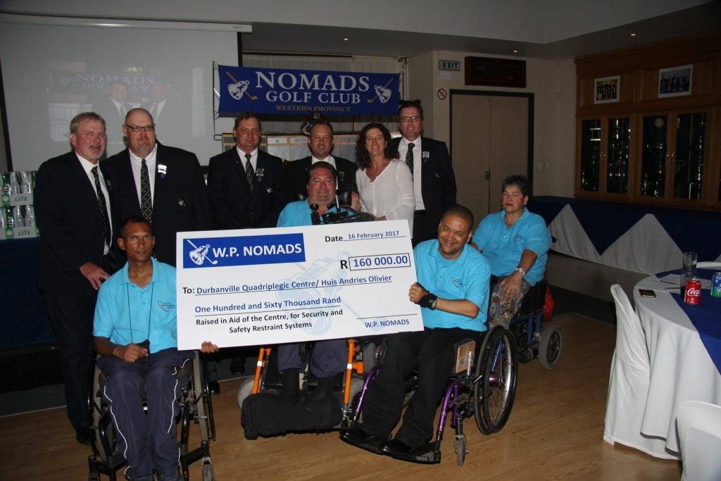 Nomads donation