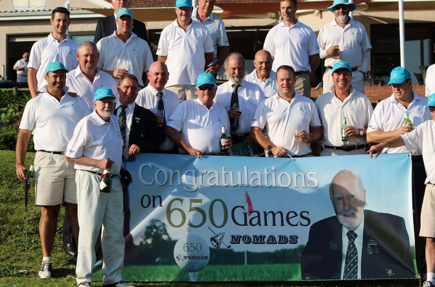 Congratulations of 650 games