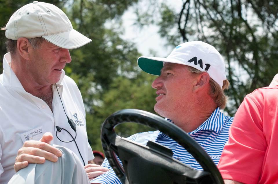 Gary Rodwell and Ernie SA Open 2017