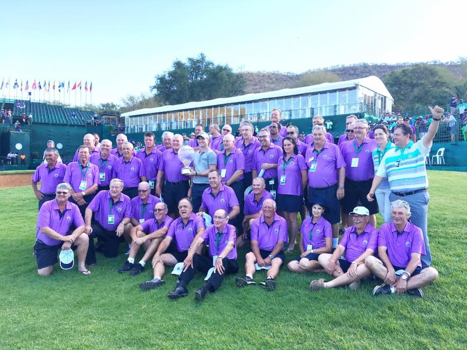Nedbank Golf Challenge Alex Noren